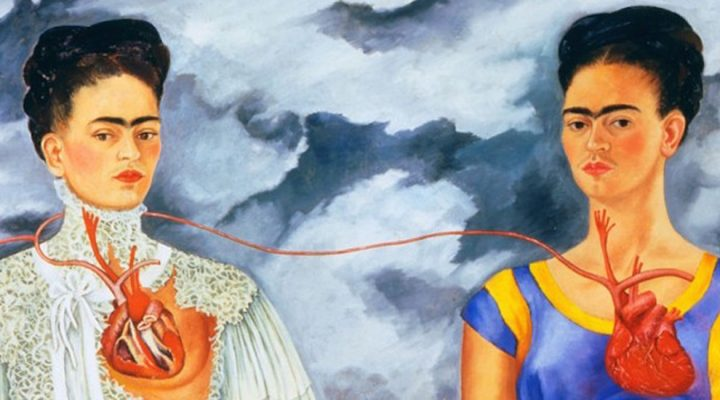 Le peintre et son image – l'autoportrait